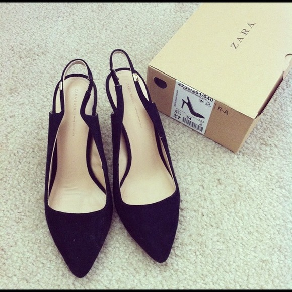 Zara Shoes - •Zara heels•