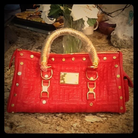 9f461350801 Versace Bags   Gianni Couture Handbag   Poshmark
