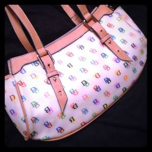 Dooney & Bourke Double Handle Satchel