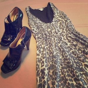 Rodarte for Target Leopard sequin dress