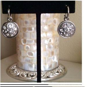 Crystal earrings Last One