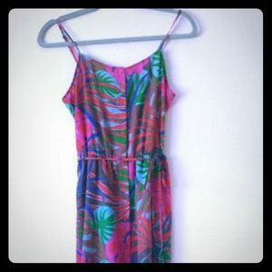 Collective Concepts size small maxi dress