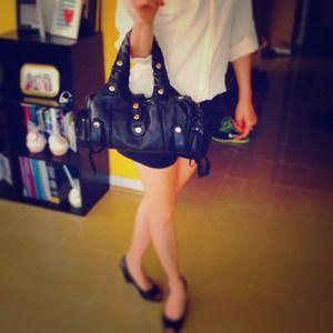 fake chloe handbag - Chloe - Authentic Chloe silverado bag! from Lainie\u0026#39;s closet on ...