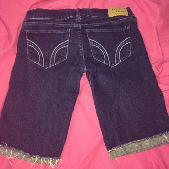 hollister jean shorts - photo #45