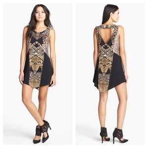 ⬇️WAS $90⬇️ MINKPINK Jungle Jamboree shift dress