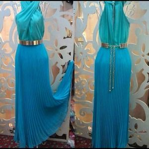 9b3f3194214 Cloud 9 Dresses - Gorgeous~ Tiffany Blue Maxi Dress