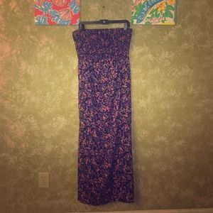 Floral Charlotte Russe maxi