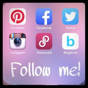 Other - Follow me on your social networks.