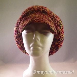 Brand New Beautiful Missoni Newsboy Hat