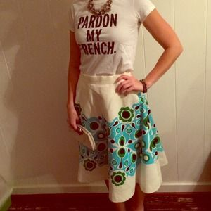 Kate Spade Jenica Skirt