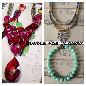 Jewelry - Bundle for @jloway