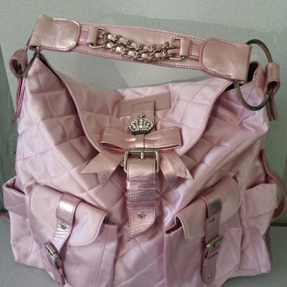 My Flat In London Bags   Reserved For Jazzybelle1 Handbag Large Pink ... c10e1e1d37