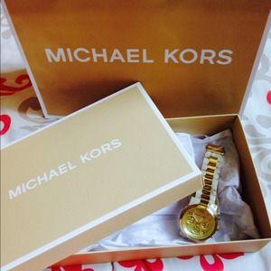 Michael Kors Accessories - Authentic Michael Kors Watch