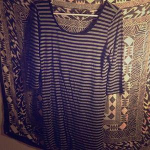 Cotton On striped mini-dress