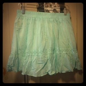 Urban Outfitters Dresses & Skirts - Urban Outfitters Urban Renewal Short Boho Skirt