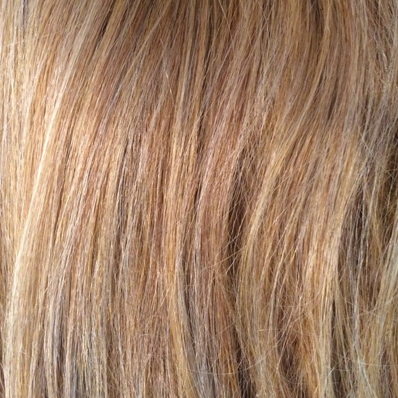 Real Hair Extensions Without Clips 108