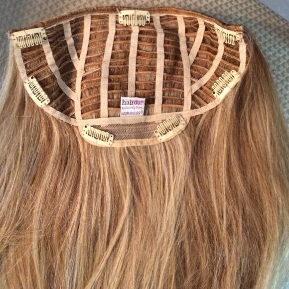 Human Hair Extensions Without Clips Remy Indian Hair