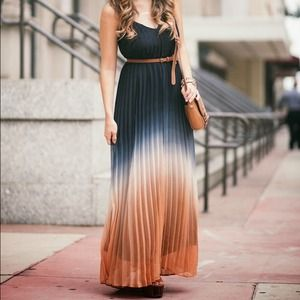 alloy apparel Dresses - Ombre maxi dress
