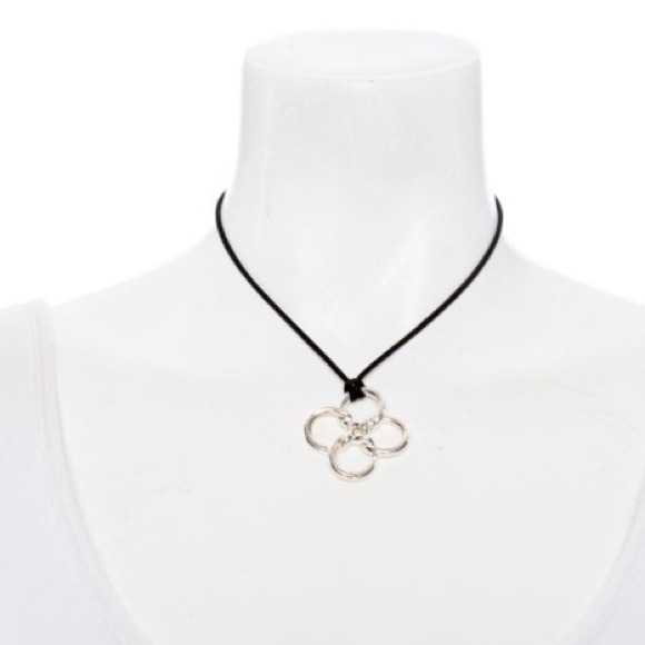 71cfbcded ... jewelry tiffany co. quadrifoglio pendant necklace ...