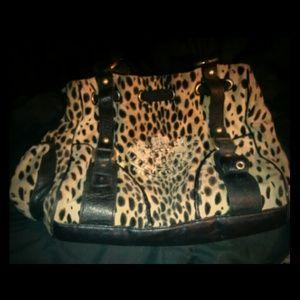 Juicy Couture cheetah print daydreamer