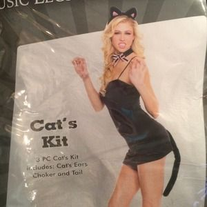 CATS KIT  costume accessories.