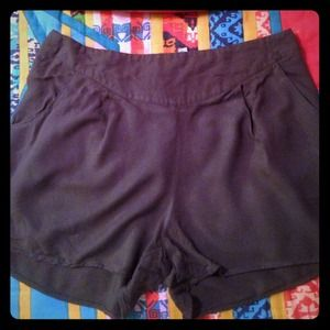 High waisted boutique shorts