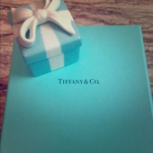 Accessories - Tiffany trinket box