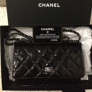 ❗️NOT FOR SALE ❗️Just sharing my new Chanel WOC