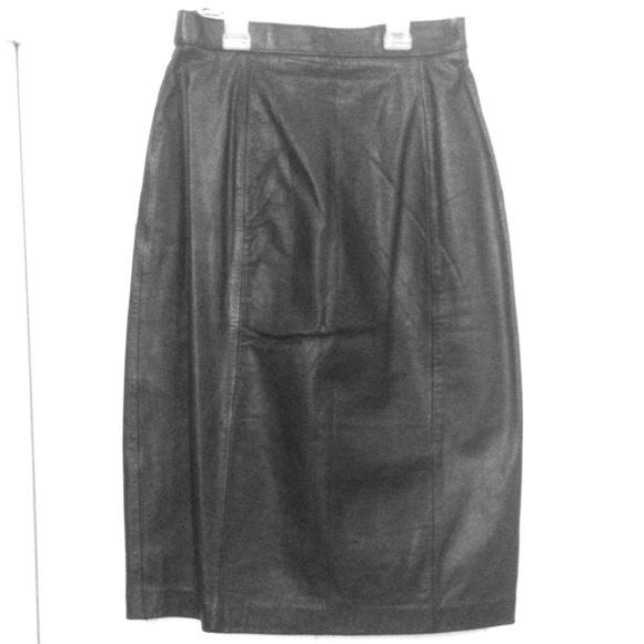 71 wilsons leather dresses skirts genuine