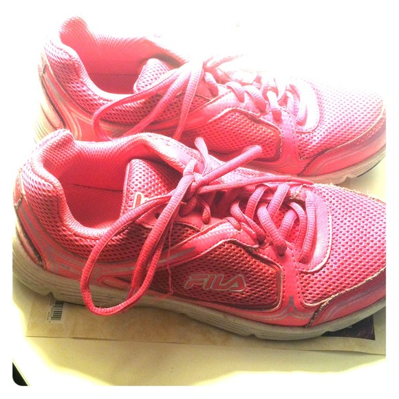 44 nike shoes pink fila shoes from s