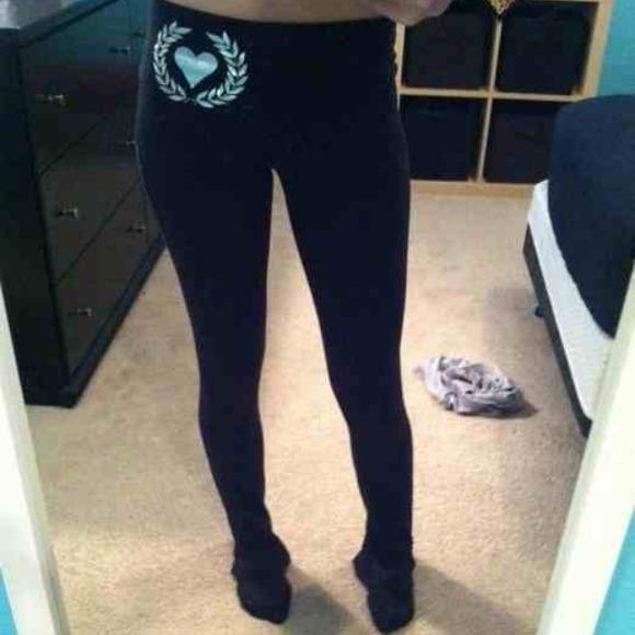 17 off pants tight black yoga pants from kateris