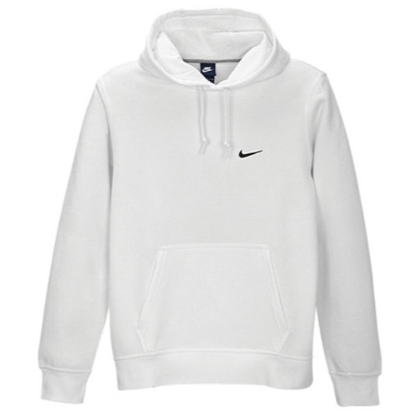 63% off Nike Sweaters - saleWhite Nike Hoodie from Laura's ...