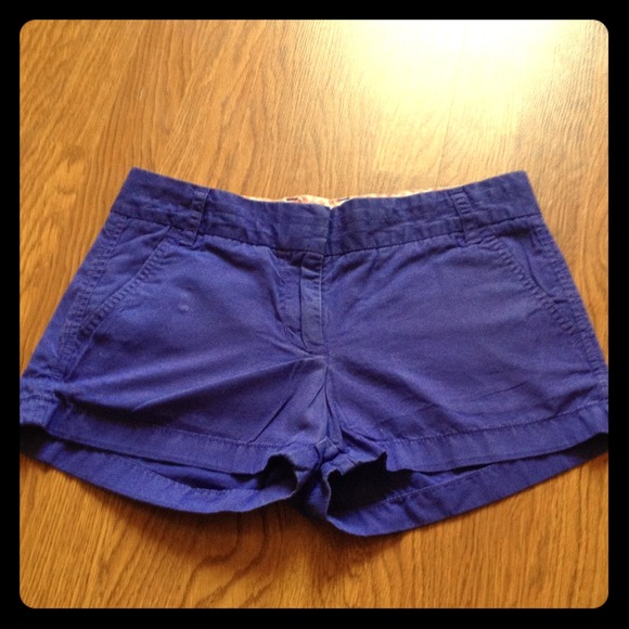 J. Crew Pants - J. Crew Chino Shorts
