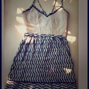 Staring at Stars for Urban Outfitters Ikat  Dress