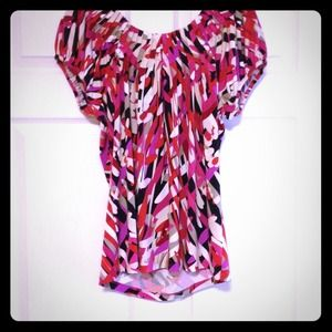 Style and co medium top