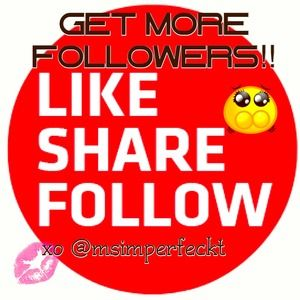 Other - Follow && Share SHARE