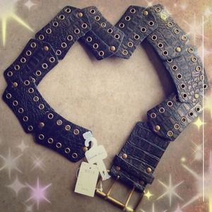 Charlotte Russe Fashion Belt!