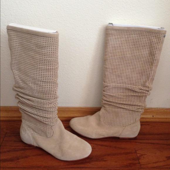 Ugg Ugg Australia Abilene Tall Slouch Boot From Tamara S