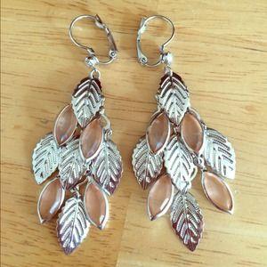 UO chandelier earrings