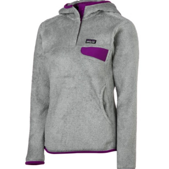 57% off Patagonia Outerwear - Women's hooded Patagonia Snap-T ...