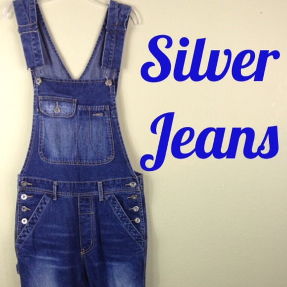 Silver Jeans - Silver Jeans Overalls from Kids.mens.womens's ...