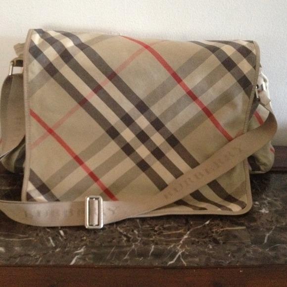 0fa6d8d0d714 Burberry Handbags - 📢Authentic burberry diaper bag