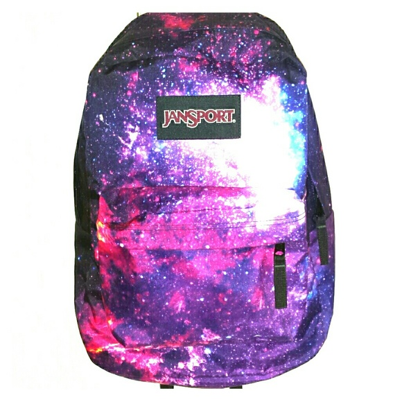 28% off Jansport Handbags - Jansport Galaxy Backpack from A's ...