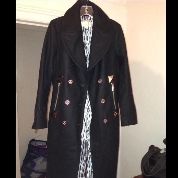 58 off michael kors outerwear michael kors women 39 s winter coat from snowflake 39 s closet on. Black Bedroom Furniture Sets. Home Design Ideas