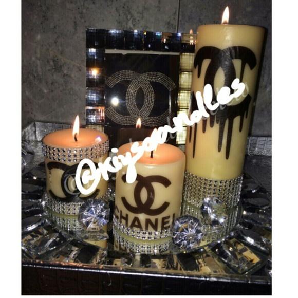 Handmade Brand Inspired Accessories My Chanel Inspired