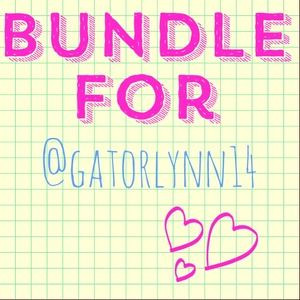 BUNDLE FOR @gatorlynn14