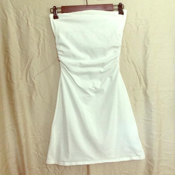 b25e4fe341 Victoria's Secret Dresses | Strapless Bra Top Tube Dress | Poshmark