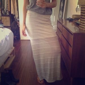 Sparkle and Fade Maxi Skirt from Urban Outfitters