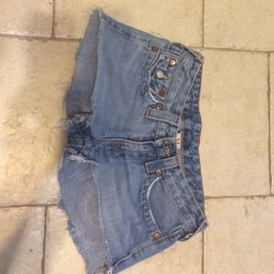 ORIGINAL true religion shorts