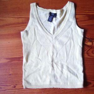 BCBG Maxazria sweater vest